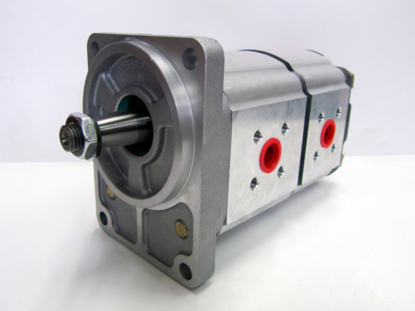 Hydraulic pump start-up and assembly instructions